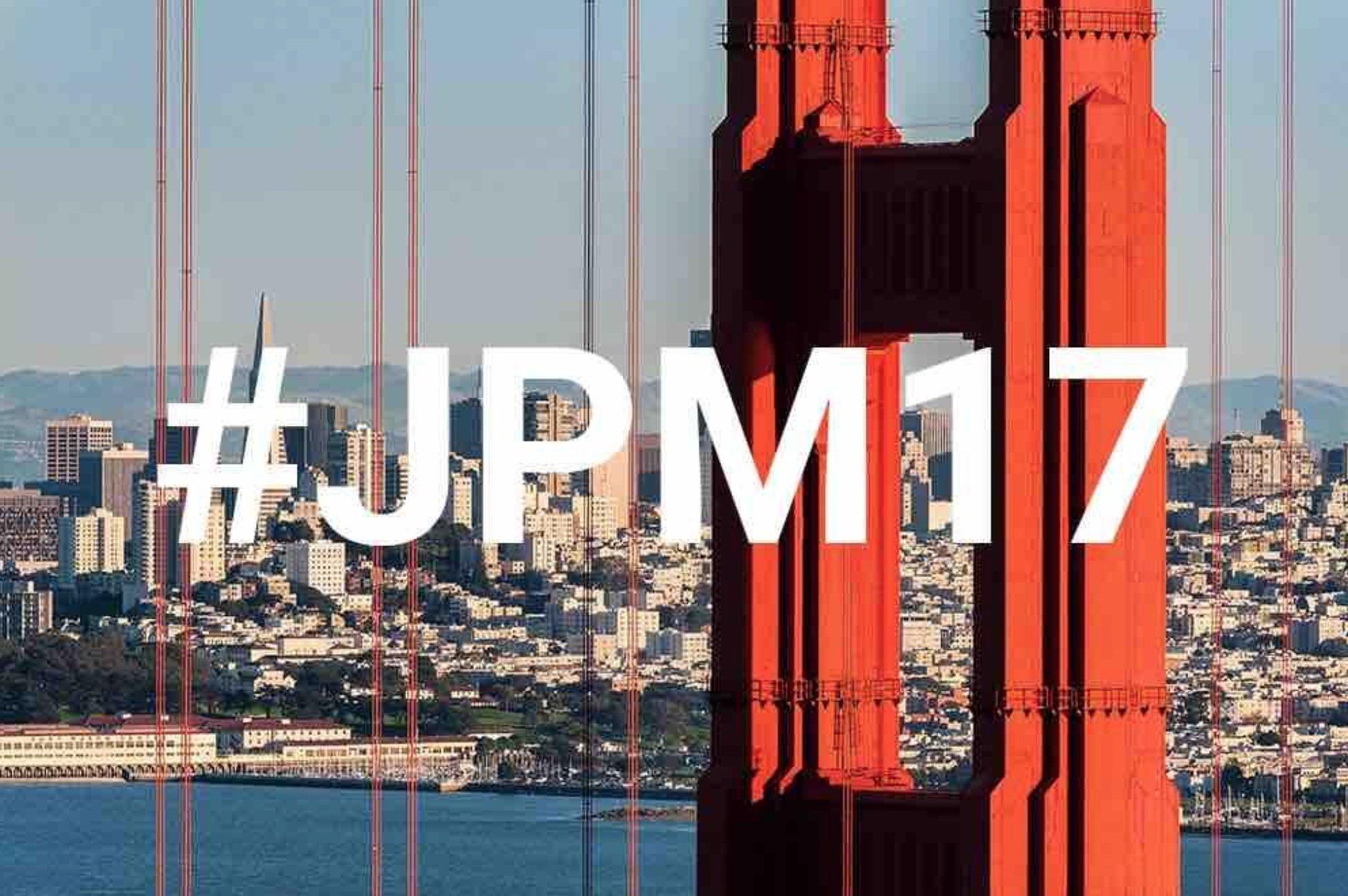Il team CV Lab a San Francisco per la J.P. Morgan Healthcare Conference